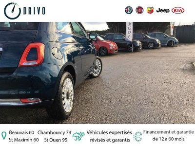 Fiat 500 1.2 8v 69ch Lounge - <small></small> 9.770 € <small>TTC</small> - #7