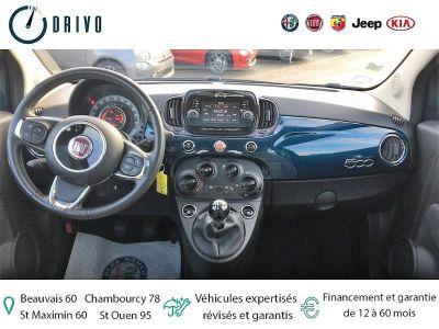 Fiat 500 1.2 8v 69ch Lounge - <small></small> 9.770 € <small>TTC</small> - #8