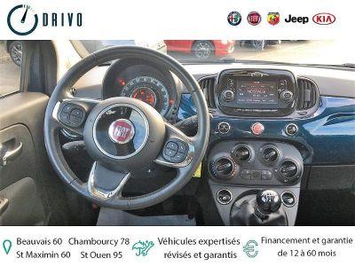 Fiat 500 1.2 8v 69ch Lounge - <small></small> 9.770 € <small>TTC</small> - #9