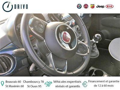 Fiat 500 1.2 8v 69ch Lounge - <small></small> 9.770 € <small>TTC</small> - #15