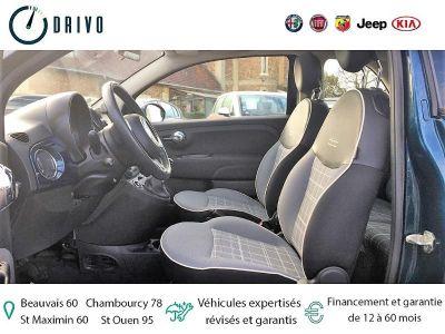 Fiat 500 1.2 8v 69ch Lounge - <small></small> 9.770 € <small>TTC</small> - #17