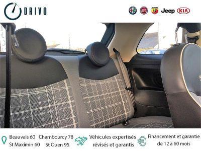 Fiat 500 1.2 8v 69ch Lounge - <small></small> 9.770 € <small>TTC</small> - #19
