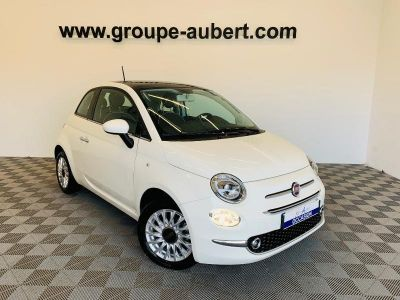 Fiat 500 1.2 8v 69ch Lounge - <small></small> 10.990 € <small>TTC</small> - #1