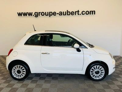 Fiat 500 1.2 8v 69ch Lounge - <small></small> 10.990 € <small>TTC</small> - #2