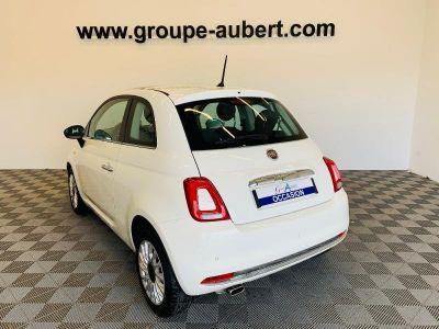 Fiat 500 1.2 8v 69ch Lounge - <small></small> 10.990 € <small>TTC</small> - #3