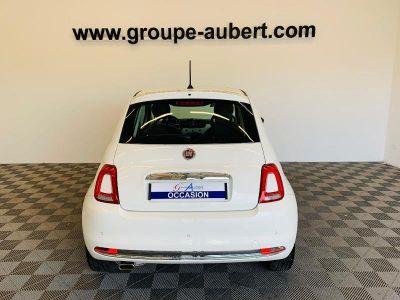 Fiat 500 1.2 8v 69ch Lounge - <small></small> 10.990 € <small>TTC</small> - #4
