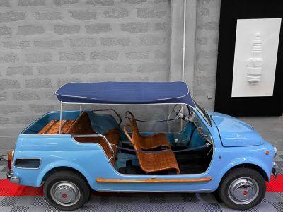 Fiat 500 Jolly FIAT 500 JOLLY GHIA GIARDINIERA - <small></small> 85.000 € <small>TTC</small> - #2