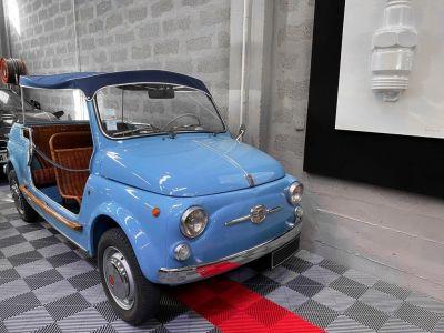 Fiat 500 Jolly FIAT 500 JOLLY GHIA GIARDINIERA - <small></small> 85.000 € <small>TTC</small> - #1