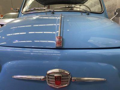 Fiat 500 Jolly FIAT 500 JOLLY GHIA GIARDINIERA - <small></small> 85.000 € <small>TTC</small> - #14