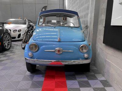 Fiat 500 Jolly FIAT 500 JOLLY GHIA GIARDINIERA - <small></small> 85.000 € <small>TTC</small> - #4
