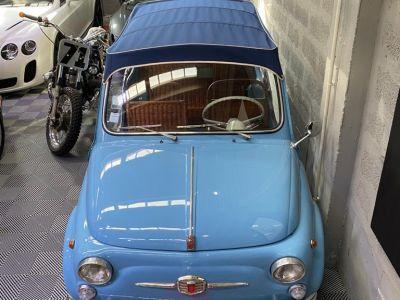 Fiat 500 Jolly FIAT 500 JOLLY GHIA GIARDINIERA - <small></small> 85.000 € <small>TTC</small> - #5