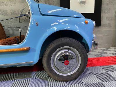 Fiat 500 Jolly FIAT 500 JOLLY GHIA GIARDINIERA - <small></small> 85.000 € <small>TTC</small> - #13