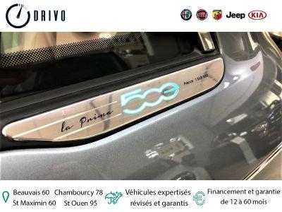 Fiat 500C e 118ch La Prima - <small></small> 28.980 € <small>TTC</small> - #15