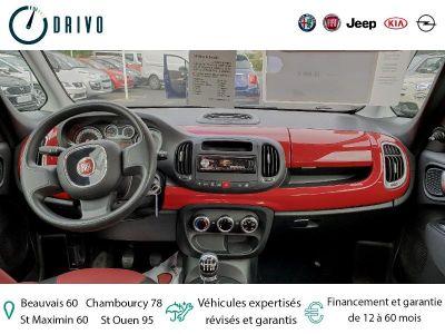 Fiat 500L 1.4 16v 95ch Pop - <small></small> 9.980 € <small>TTC</small> - #6