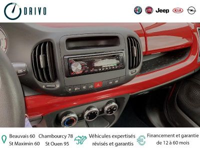Fiat 500L 1.4 16v 95ch Pop - <small></small> 9.980 € <small>TTC</small> - #8