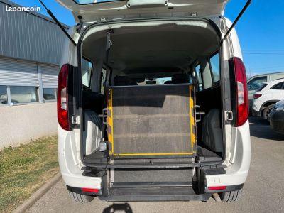 Fiat Doblo maxi 1.6 120cv tpmr TVA RECUPERABLE - <small></small> 14.988 € <small>HT</small> - #2
