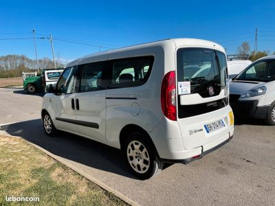 Fiat Doblo maxi 1.6 120cv tpmr TVA RECUPERABLE - <small></small> 14.988 € <small>HT</small> - #8