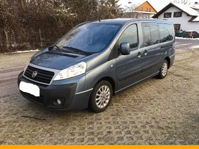 Fiat SCUDO Panorama 2.0 Executive L2H1 130 Multijet 9 places - <small></small> 11.200 € <small>TTC</small> - #1