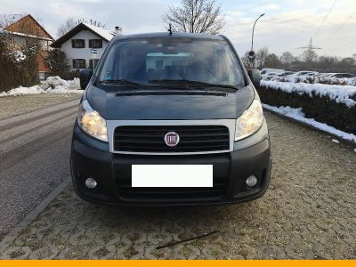 Fiat SCUDO Panorama 2.0 Executive L2H1 130 Multijet 9 places - <small></small> 11.200 € <small>TTC</small> - #2