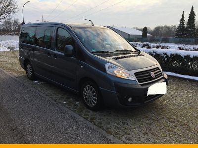 Fiat SCUDO Panorama 2.0 Executive L2H1 130 Multijet 9 places - <small></small> 11.200 € <small>TTC</small> - #3