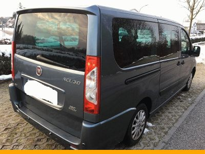 Fiat SCUDO Panorama 2.0 Executive L2H1 130 Multijet 9 places - <small></small> 11.200 € <small>TTC</small> - #4