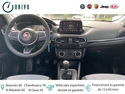 Fiat TIPO 1.0 FireFly Turbo 100ch S/S Plus - <small></small> 20.990 € <small>TTC</small> - #6