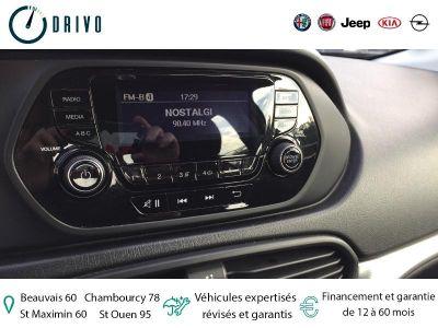 Fiat TIPO 1.3 MultiJet 95ch S/S 5p - <small></small> 10.480 € <small>TTC</small>