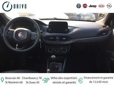 Fiat Tipo 1.4 95ch S/S S-Design MY20 5p - <small></small> 14.880 € <small>TTC</small> - #6
