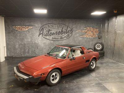 Fiat X 1/9 5 SPEED - <small></small> 10.490 € <small>TTC</small> - #5