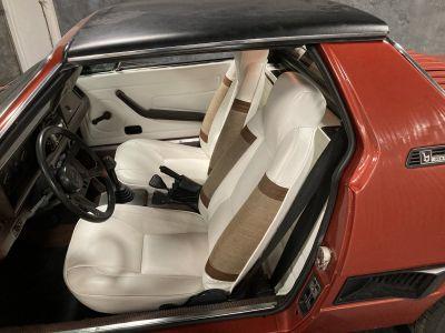 Fiat X 1/9 5 SPEED - <small></small> 10.490 € <small>TTC</small> - #10
