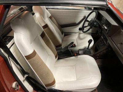Fiat X 1/9 5 SPEED - <small></small> 10.490 € <small>TTC</small> - #18