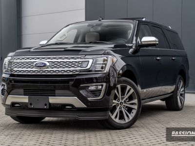 Ford Expedition S1F0541633 2020 Platinum € 77400 8-Passenger 2020 Model Year - <small></small> 92.880 € <small></small>