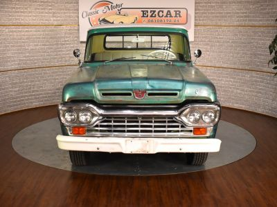 Ford F100 Ford F100 benne courte 1958 - <small></small> 21.500 € <small>TTC</small> - #1