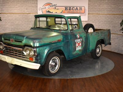 Ford F100 Ford F100 benne courte 1958 - <small></small> 21.500 € <small>TTC</small> - #2