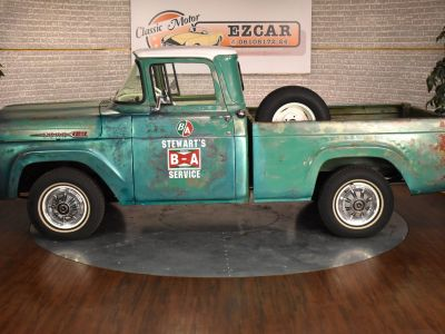 Ford F100 Ford F100 benne courte 1958 - <small></small> 21.500 € <small>TTC</small> - #3