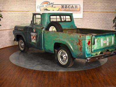 Ford F100 Ford F100 benne courte 1958 - <small></small> 21.500 € <small>TTC</small> - #4