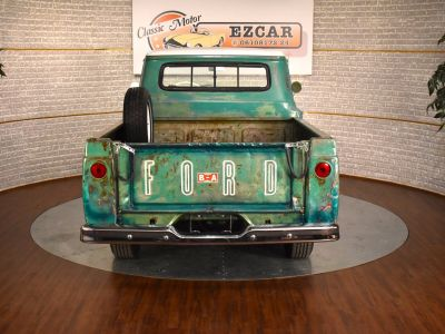 Ford F100 Ford F100 benne courte 1958 - <small></small> 21.500 € <small>TTC</small> - #5