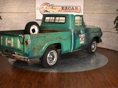 Ford F100 Ford F100 benne courte 1958 - <small></small> 21.500 € <small>TTC</small> - #6