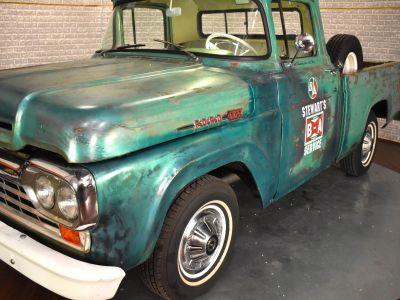 Ford F100 Ford F100 benne courte 1958 - <small></small> 21.500 € <small>TTC</small> - #7