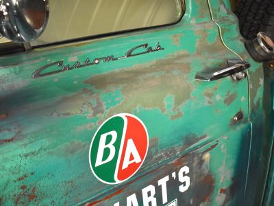 Ford F100 Ford F100 benne courte 1958 - <small></small> 21.500 € <small>TTC</small> - #9