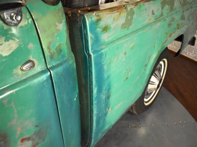 Ford F100 Ford F100 benne courte 1958 - <small></small> 21.500 € <small>TTC</small> - #10