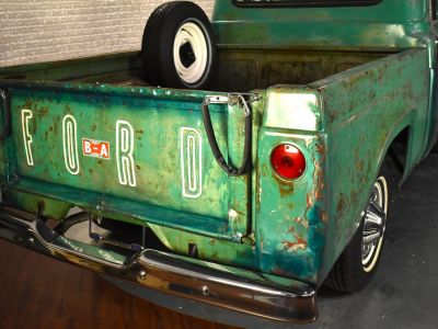 Ford F100 Ford F100 benne courte 1958 - <small></small> 21.500 € <small>TTC</small> - #12