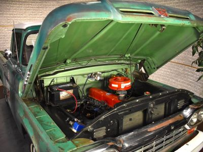 Ford F100 Ford F100 benne courte 1958 - <small></small> 21.500 € <small>TTC</small> - #18