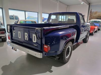 Ford F100 XLT 1982 - <small></small> 22.900 € <small>TTC</small> - #11