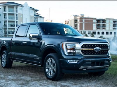 Ford F150 PLATINUM 2021 3,5 L V6 EcoBoost TVA RECUP/PAS TVS/PAS ECOTAXE - <small></small> 71.500 € <small>HT</small> - #1