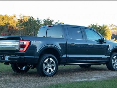 Ford F150 PLATINUM 2021 3,5 L V6 EcoBoost TVA RECUP/PAS TVS/PAS ECOTAXE - <small></small> 71.500 € <small>HT</small> - #3