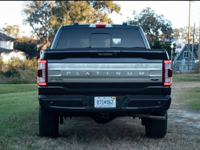Ford F150 PLATINUM 2021 3,5 L V6 EcoBoost TVA RECUP/PAS TVS/PAS ECOTAXE - <small></small> 71.500 € <small>HT</small> - #5