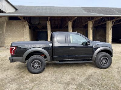 Ford F150 Raptor Supercab E85/PAS D'ÉCO TAXE/PAS TVS/TVA Récup - <small></small> 87.900 € <small>HT</small> - #5