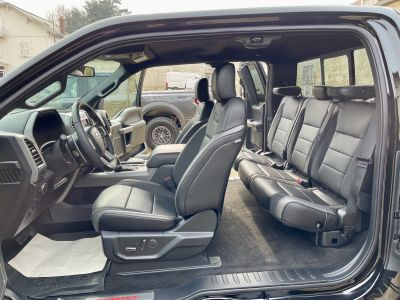 Ford F150 Raptor Supercab E85/PAS D'ÉCO TAXE/PAS TVS/TVA Récup - <small></small> 87.900 € <small>HT</small> - #7