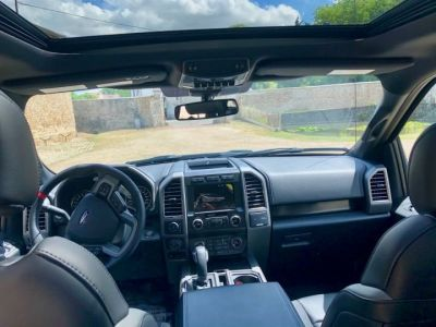 Ford F150 Raptor Supercab E85/PAS D'ÉCO TAXE/PAS TVS/TVA Récup - <small></small> 87.900 € <small>HT</small> - #9